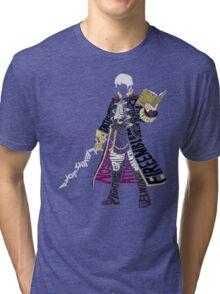 Robin Typography Tri-blend T-Shirt