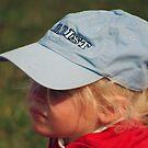 Erin in profile by Karen Checca