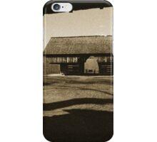 Smoky Mountains Scene-905572 iPhone Case/Skin