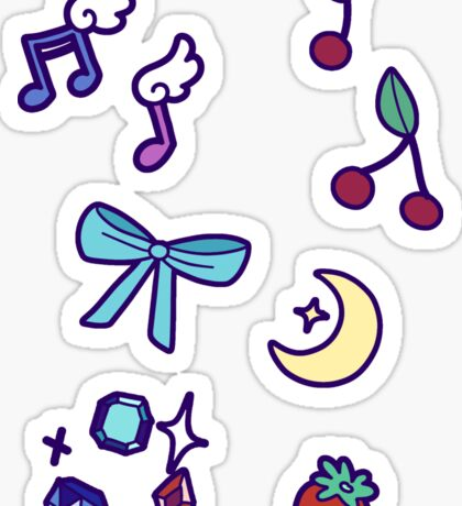 Cute! Sticker