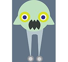 Monster Bot  Photographic Print