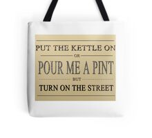 Coronation Street Fan Tote Bag
