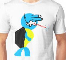 Yawning Squirtle Unisex T-Shirt
