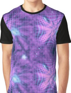 Fabric of Space-Time Graphic T-Shirt