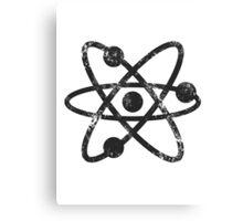 Atom Canvas Print