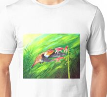 Large Humming Bird Unisex T-Shirt