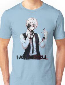 Ken Kaneki Tokyo Ghoul Unisex T-Shirt
