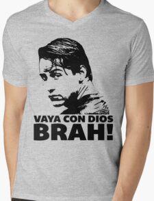 Vaya Con Dios Brah! Mens V-Neck T-Shirt