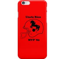 Uncle Rico MVP iPhone Case/Skin