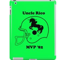 Uncle Rico MVP iPad Case/Skin