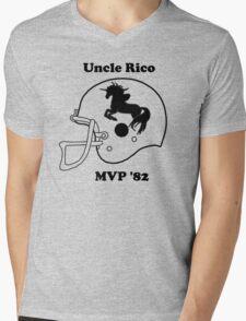 Uncle Rico MVP Mens V-Neck T-Shirt