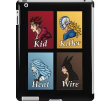 Kid pirates iPad Case/Skin