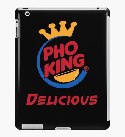 Pho King Delicious iPad Case/Skin