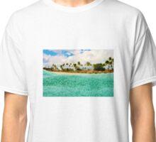 Beach Towel Waves Classic T-Shirt