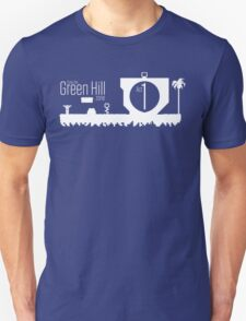 Enter the Green Hill Zone (Sonic the Hedgehog) T-Shirt