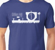 Enter the Green Hill Zone (Sonic the Hedgehog) Unisex T-Shirt