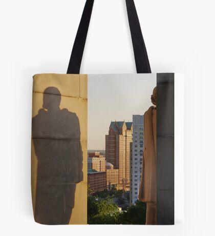 Protective Shadow Tote Bag