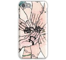 The Thirteen Sisters (Strength and Courage) iPhone Case/Skin