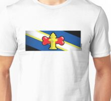 Yellow Hydrant Unisex T-Shirt
