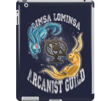 Arcanist Guild FFXIV  iPad Case/Skin