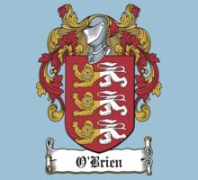 O'Brien Coat of Arms (Irish) Kids Clothes