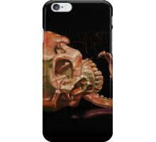 """""""Data Shows Only the Left Side of the Brain is Necessary so We Cut the Art Program iPhone Case/Skin"""