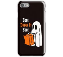 Boo! Halloween Party  iPhone Case/Skin