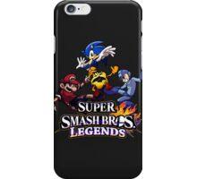 Super Smash Soccer iPhone Case/Skin