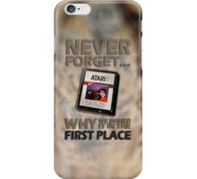 Never Forget... - Please Like and Share iPhone Case/Skin