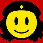 Che Guevera Smiley by hardwear