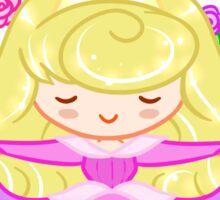 Singing Princess Sticker