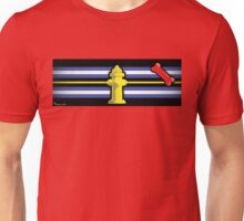 Streams of the Hydrant Unisex T-Shirt