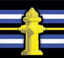 Streams of the Hydrant Sticker