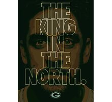 King Rodgers Photographic Print