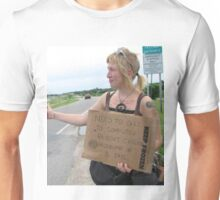 I need to get to a Computer - I need Facebook Unisex T-Shirt