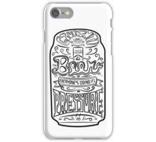 Beer Pressure iPhone Case/Skin