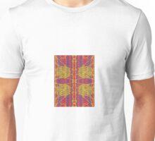 INFRARED KALEIDOSCOPIC SPIDER WEB DESIGN Unisex T-Shirt