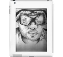 Will smith  iPad Case/Skin