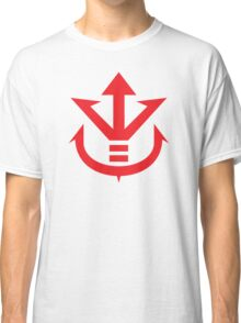 Royal Saiyan Army Crest Classic T-Shirt