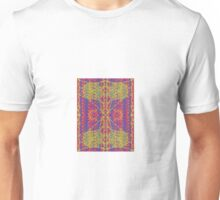 SOLARISED KALEIDOSCOPIC SPIDER WEB DESIGN Unisex T-Shirt