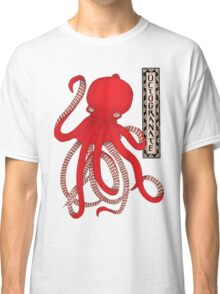 Pomegranate Octopus Octogranate Classic T-Shirt