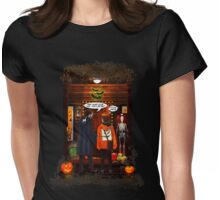 You Be Trick...And I'll Be Treat! Womens Fitted T-Shirt