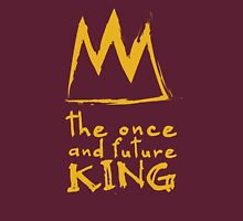 Once And Future King Womens Fitted T-Shirt