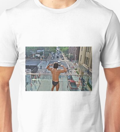 HIGH LINE TARZAN Unisex T-Shirt