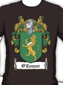 O'Connor Coat of Arms (Kerry) T-Shirt