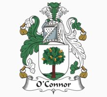 O'Connor Coat of Arms (Kings of Connaught) by coatsofarms