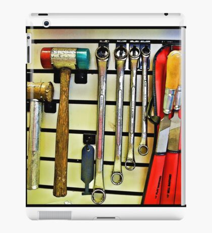 Tools iPad Case/Skin
