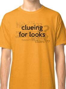 [Sherlock] - Clueing for Looks  Classic T-Shirt