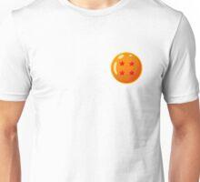 Dragon Ball / Dragonball Z / DBZ - 4 Star Ball Unisex T-Shirt