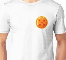 Dragon Ball / Dragonball Z / DBZ - 5 Star Ball Unisex T-Shirt